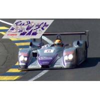 Audi R8 - Le Mans 2004 nº8