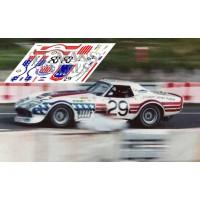 Chevrolet Corvette C3 L88 - Le Mans 1973 nº29