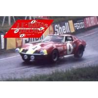 Corvette C3 L88 - Le Mans 1968 nº4