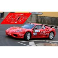 Ferrari 360 Rally - Rally Canarias nº4