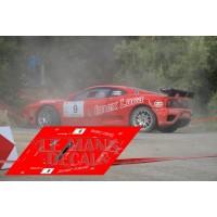 Ferrari 360 Rally - Rally Villajoyosa 2008 nº9