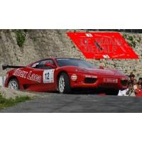 Ferrari 360 Rally - Rally Villajoyosa 2008 nº12