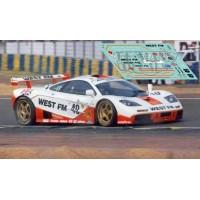 McLaren F1 GTR - Le Mans 1995 nº49