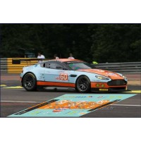 Aston Martin Vantage - Le Mans 2011 nº60