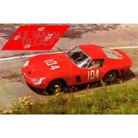 Ferrari 250 GTO - Targa Florio 1963 nº104
