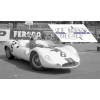 Maserati Tipo 63 - Le Mans 1961 nº6