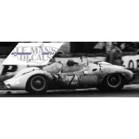 Maserati Tipo 63 - Le Mans 1961 nº7