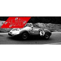 Maserati Tipo 63 - Le Mans 1961 nº9