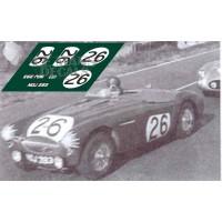 Austin Healey 100S - Le Mans 1955 nº26