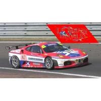 Ferrari 430 GTC - Le Mans 2006 nº87