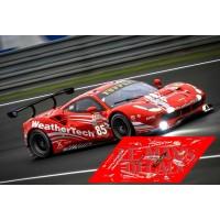 Ferrari 488 GTE - Le Mans 2018 nº85