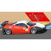 Ferrari 458 Italia GTC - Le Mans 2014 nº55