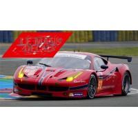 Ferrari 458 Italia GTC - Le Mans 2015 nº62