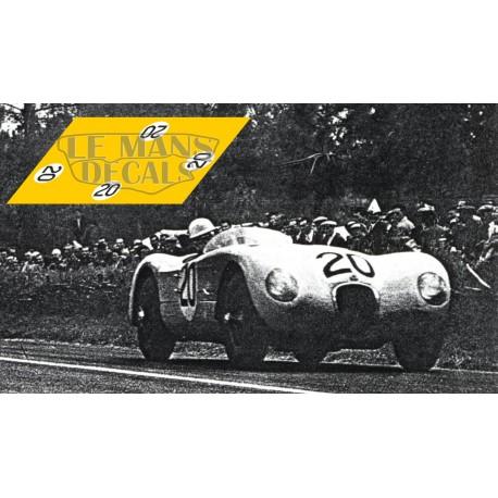 Jaguar C Type - Le Mans 1953 nº20
