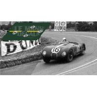 Jaguar XK120 C - Le Mans 1954 nº16