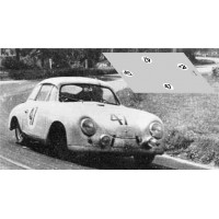 Porsche 356  - Le Mans 1952 nº47