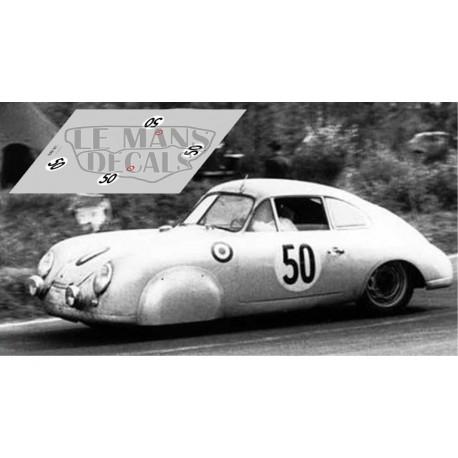 Porsche 356  - Le Mans 1952 nº50