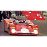 Ferrari 312PB - Targa Florio 1972 nº3T
