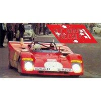 Ferrari 312PB - Targa Florio 1972 nºT