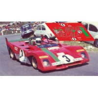 Ferrari 312PB  - Targa Florio 1972 nº3