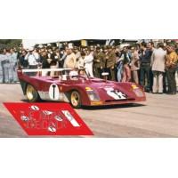 Ferrari 312PB - Targa Florio 1973 nº3T