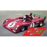 Ferrari 312PB  - Targa Florio 1973 nº3