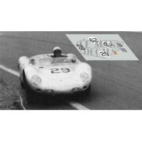 Porsche 718 RSK - Le Mans 1958 nº29