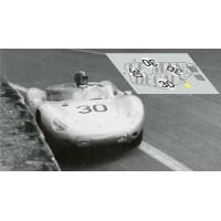Porsche 718 RSK - Le Mans 1958 nº30