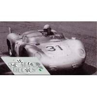 Porsche 718 RSK - Le Mans 1958 nº31