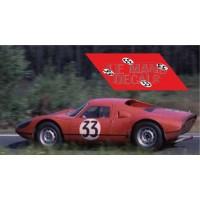 Porsche 904 GTS - Le Mans 1964 nº33