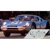 Porsche 904 GTS - Le Mans 1964 nº34