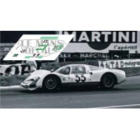 Porsche 906 - Le Mans 1966 nº33
