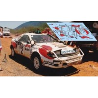 Toyota Celica ST185 - Rally Kenia 1992 nº2