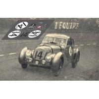 Bentley Embiricos/Corniche - Le Mans 1951 nº14