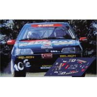 Peugeot 106 Maxi  - Rally Cataluña nº29