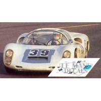 Porsche 910 - Le Mans 1969 nº39