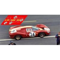 Ferrari 330 P4 - Le Mans 1967 nº24