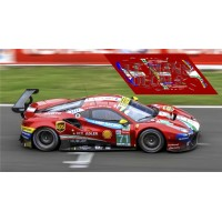 Ferrari 488 GTE - Le Mans 2018 nº71