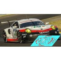 Porsche 991 - Le Mans 2017 nº92