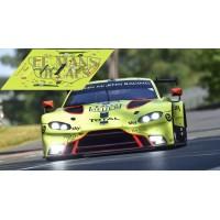 Aston Martin Vantage AMR - Le Mans 2019 nº95