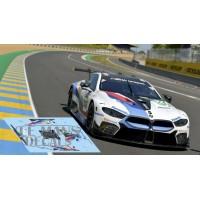BMW M8 GTE - Le Mans 2019 nº82