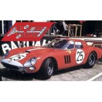 Ferrari 250 GTO '64 - Le Mans 1964 nº25