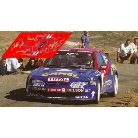 Citroën Xsara Kit Car - Rally Tenerife 2000 nº2