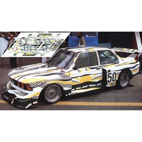 BMW 320i - Le Mans 1977 nº50