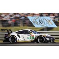 Porsche 991 RSR - Le Mans 2019 nº91