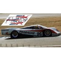 Porsche 962C - Le Mans 1990 nº26