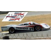 Porsche 962C - Le Mans 1990 nº27