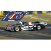 Porsche 962C - Le Mans 1989 nº27