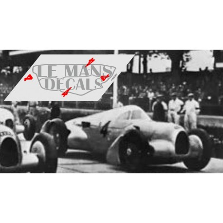 Auto Union Type A - Avus GP 1935 nº4