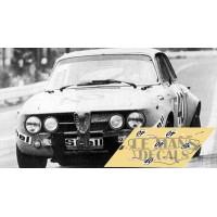 Alfa Romeo 2000 GTAm - Spa 1971 nº40